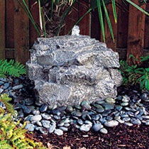Granite Boulder Fountain Kit