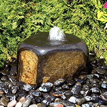 Pondless Waterfall Kits Water Feature Kits The Pond Guy