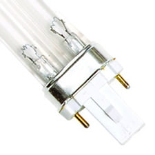 5 Watt UV Bulb (2 Pin - Single Clip) - 4 Long