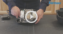 KA40 Diaphragm Compressor Maintenance Kit Installation Video