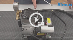 Airmax® Piston Compressor RP25 (87R) Maintenance Kit Installation Video
