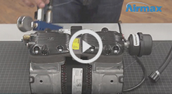 Airmax® Piston Compressor RP50 (87R) Maintenance Kit Installation Video