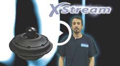 Kasco xStream(tm) Fountain Video