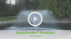 The Pond Guy(r) AquaStream(tm) Fountain - Classic Nozzle