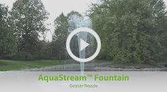 The Pond Guy(r) AquaStream(tm) Fountain - Geyser Nozzle