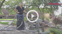 The Pond Guy(r) ClearVac(tm) Pond Vacuum Product Video