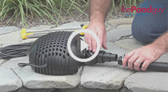 The Pond Guy® SolidFlo™ G1 Pump Video