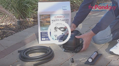 The Pond Guy(r) Water Garden Aeration Kit Video