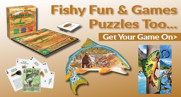 ... Fun Fly Fishing Gifts ...