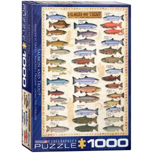 1,000 Piece Jigsaw Puzzle