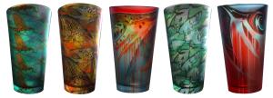 Designer Series Pint Glasses