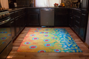 Deyoung Trout Flank Area Rugs