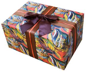 Deyoung Designer Gift Wrap