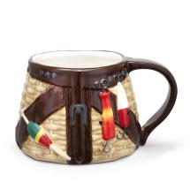 Vintage Creel Mug