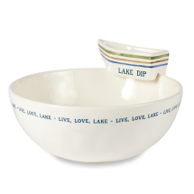 Lake Stacked Chip & Dip Set