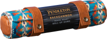 Pendleton Travel-ready Roll-up Games Backgammon