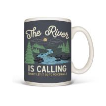 River Is Calling Mug