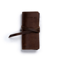 Mayfly Leather Book of Flies