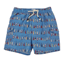 Fish Lure Swim Trunks