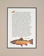 Testament of a Fisherman