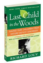 Last Child in the Woods - Book
