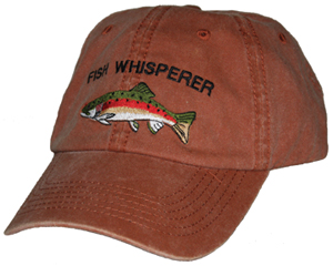 Fish Whisperer Hat