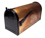 Copper Mailbox - Large