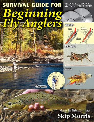 Survival Guide For Beginning Anglers w/2 DVD's