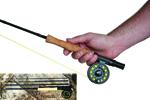 4 Piece Mini Fly Rod