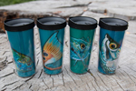 Saltwater Travel Mugs