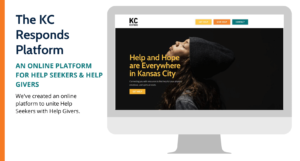 Kc Responds Help Seekers And Help Givers