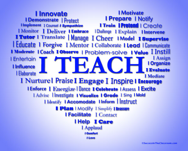 I Teach Heart Successinthec