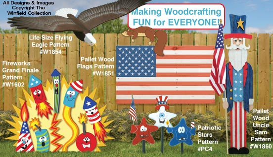 Wood Plans Full Size Woodcraft Patterns And Supplies