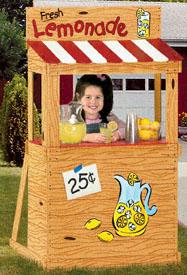 Take Apart Lemonade Stand Pattern