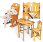 Kids Furniture Combo Pattern Set