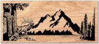Bugling Elk Scroll Saw Pattern