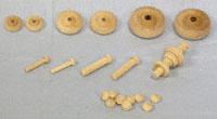 Wheeled Vehicle Parts Kit