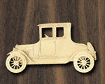 1919 Chevy Coupe Project Pattern