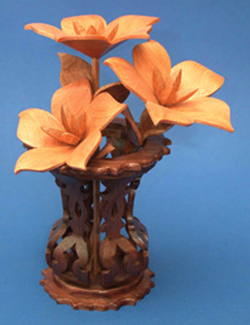Mini Southern Charms & Vase Compound Cut Project Patterns