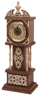 Mini Grandfather Clock Project Pattern