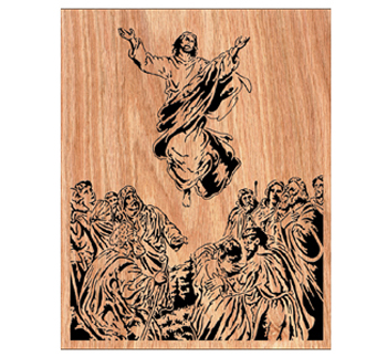 The Ascension of Christ Project Pattern