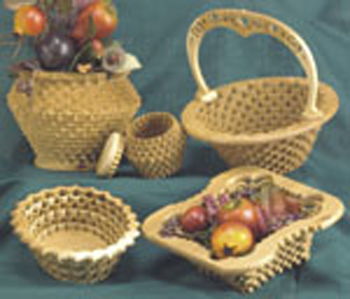 Decorative Baskets #4 Project Patterns