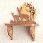 Deer Shelf Project Pattern