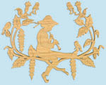 Flute Player Project Pattern
