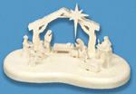 3D Nativity Project Pattern