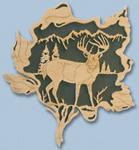 Wildflower - Whitetail Deer Project Pattern