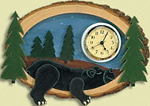 Wall Clock - Moonlight Slumber Project Pattern