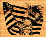 I Pledge Allegiance Project Pattern
