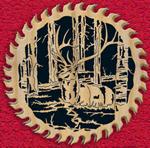 Autumn Elk Circular Saw Project Pattern