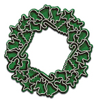Cookie Cutter Door Wreath Project Pattern